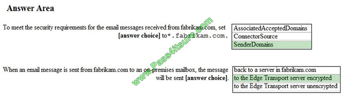 pass4itsure ms-202 exam question q11-1