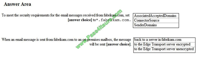 pass4itsure ms-202 exam question q11