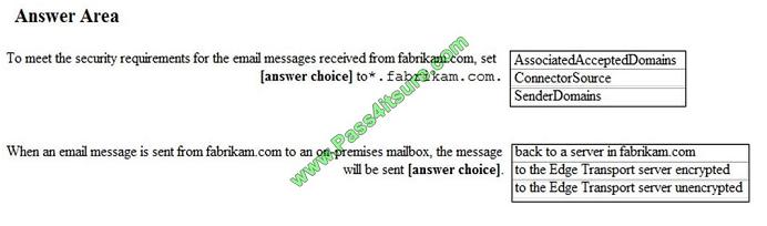 pass4itsure ms-202 exam question q11
