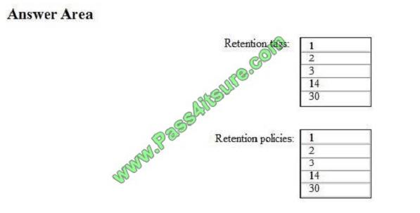 pass4itsure ms-202 exam q6uestion q